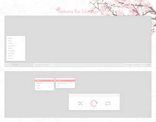 Sakura for Litestep by juiceboxxxxxx