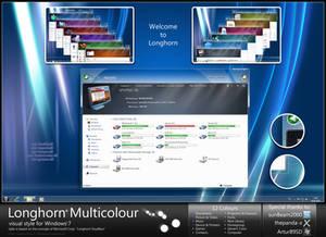 Longhorn Multicolour