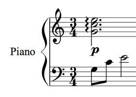 Sheet Music: Mario's Lullaby