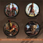 Assassin's Creed Odyssey icons