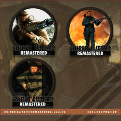 Sniper Elite V2 Remastered by BrokenNoah