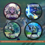 Blue Protocol icons