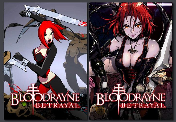 Bloodrayne Betrayal Steam Vertical Grid By Brokennoah On Deviantart