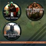 Siege Survival: Gloria Victis icons