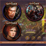 The Witcher Adventure Game icons