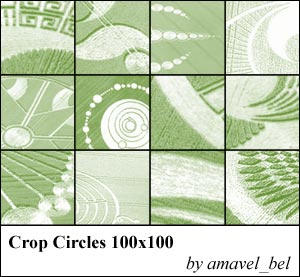 Crop Circles Brushes by amavel-bel
