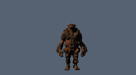 SymTech Setting :: Brute Type Mutant by PCRaven