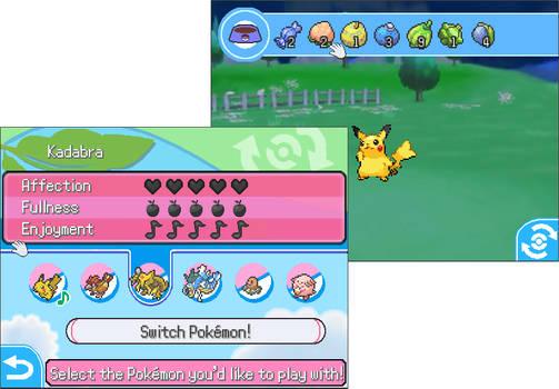 Pokemon Amie/Refresh for Pokemon Essentials 17.2!