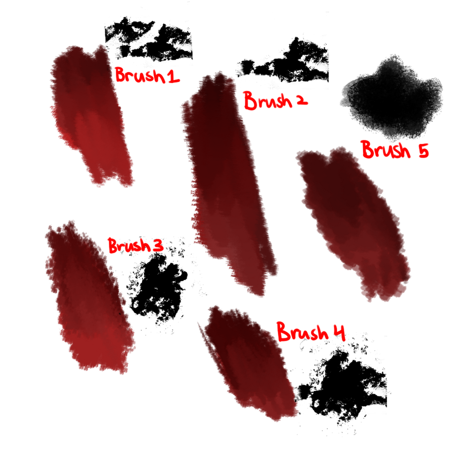 Firealpaca Brush Pack By Candydesufox On DeviantArt