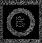 Celtic Knotwork Borders Set