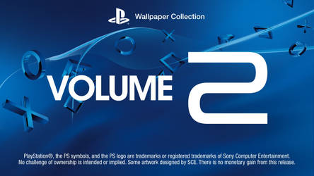PlayStation Wallpaper Collection: Volume II by markgskwebb