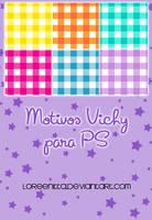 Motivos Vichy by Loreenitta