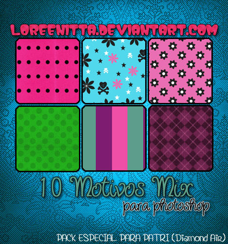 10Motivos Mix by Loreenitta
