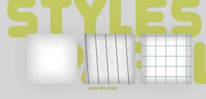 styles: hojas de cuaderno by AlejandraArely