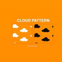 Cloud Pattern by AlejandraArely