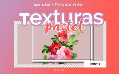 mp7w | Texturas pastel by AlejandraArely