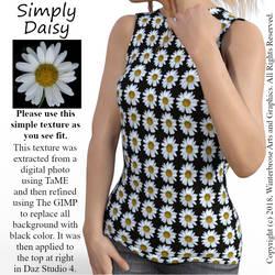 Simply Daisy 256x256 by Winterbrose-AandG