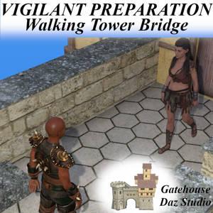 Vigilant Preparation Poses G8, Walking TowerBridge