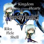 KH2 - Riku Flele Shell by SoraCooper