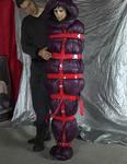 ComfortablyConfined - Purple Sleeping Bag Harness