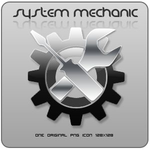 System Mechanic 6 PNG icons by MDJ