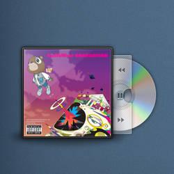 Kawsone's CD Case