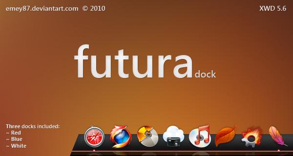 XWD Futura docks by emey87