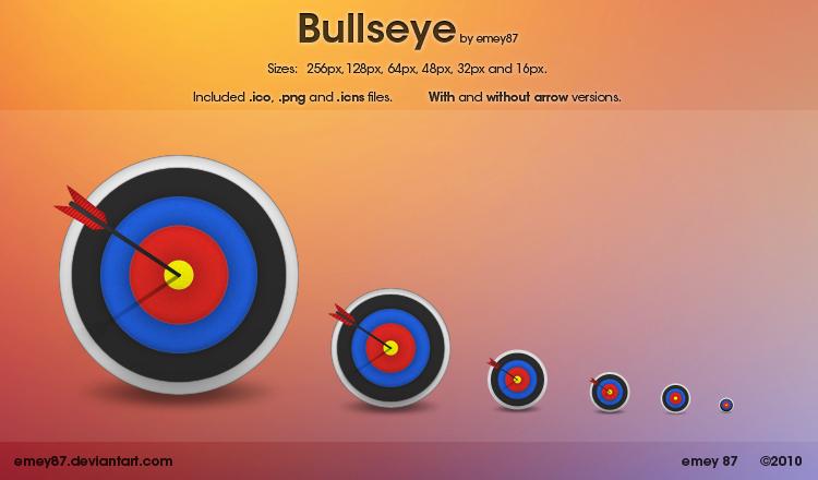 Bullseye by emey87