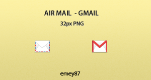 envelopes 32px by emey87