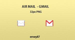 envelopes 32px by emey87