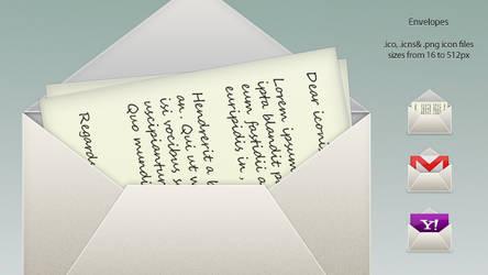 Open envelopes by emey87