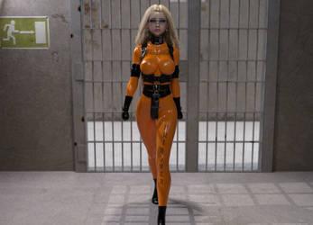 Siltex Prison Catwalk Animation Promo by MartyMartyr1