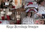 Chrissy - Captive of 3D Artist By Michael Keye by Martyr-Bondage