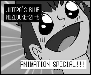 [ANIMATION] Jutopa's Blue Nuzlocke - Ch.21- P.5 by Jutopa