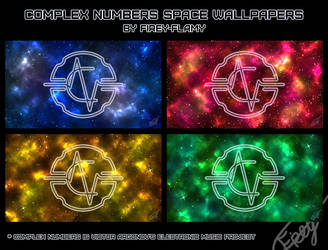 Complex Numbers Space Wallpapers by Firey-Flamy