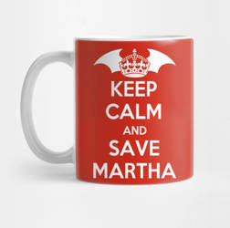 Save Martha by TreAsterischi