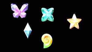 Element Gems Download by Sangabc