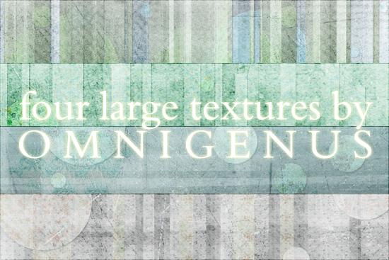 04 Large Blue Textures