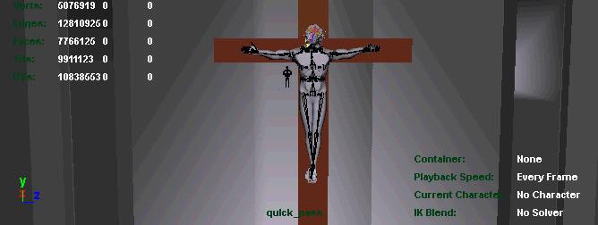 Jesus vs Zeus WIP 2