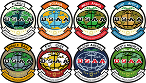 BSAA Logos