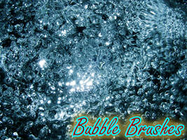 Bubble Brushes by Tazni