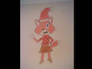 Mary Berry The Fox