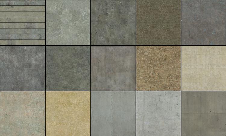 Concrete Textures by Akinuri