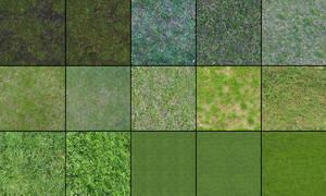 Grass Textures by Akinuri