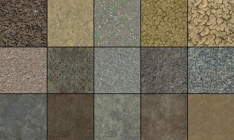 Ground Textures by Akinuri