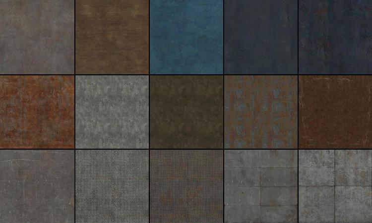Metal Textures By Akinuri On Deviantart