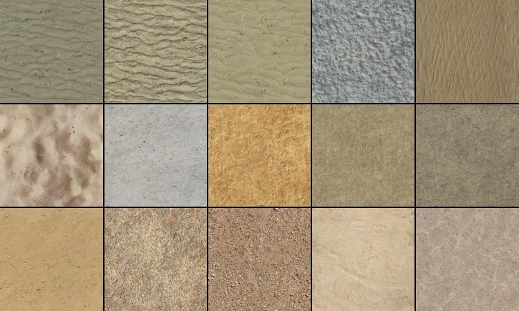 Sand Textures By Akinuri On Deviantart
