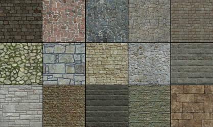 Stone Textures by Akinuri