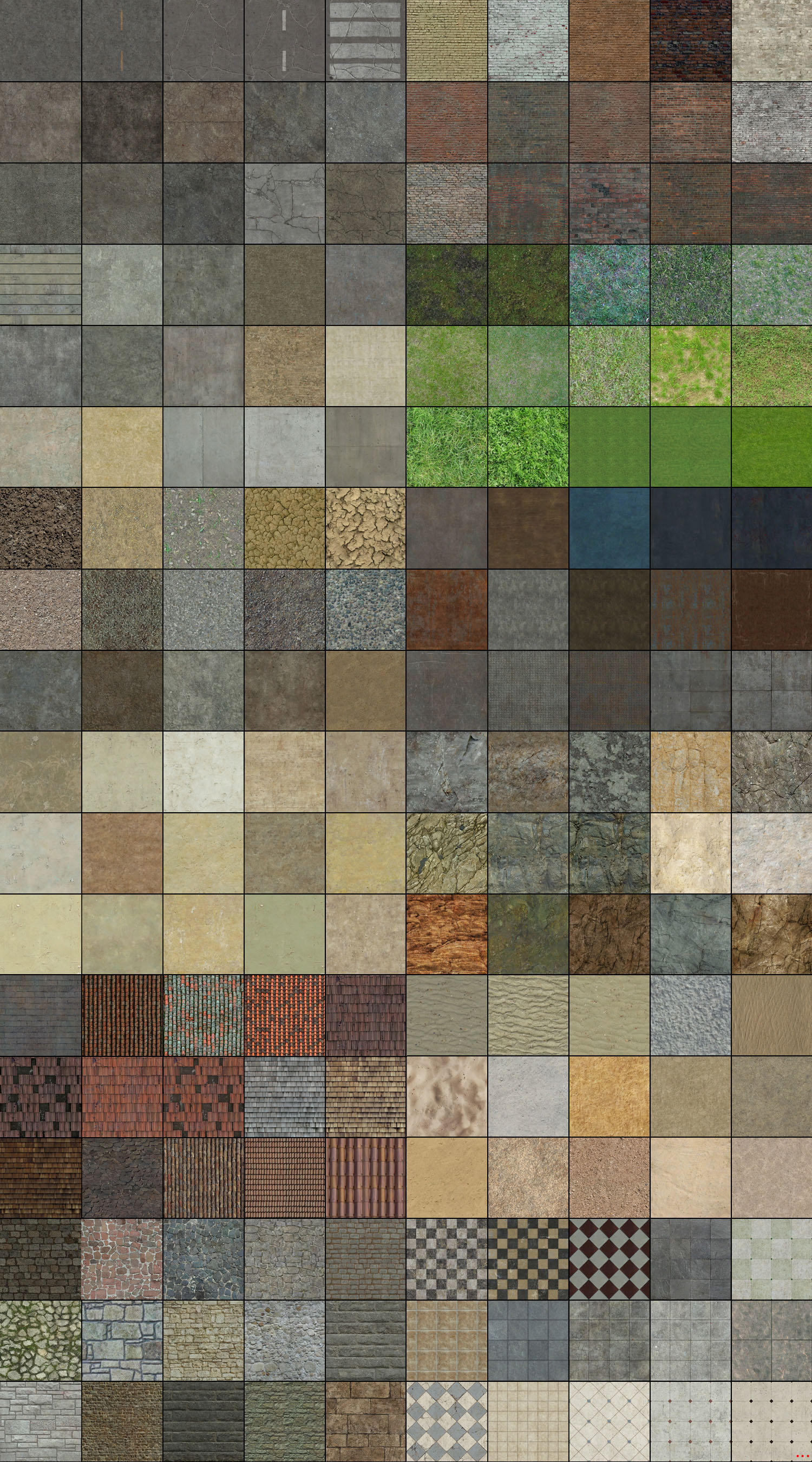 Complete Texture Pack By Akinuri On Deviantart