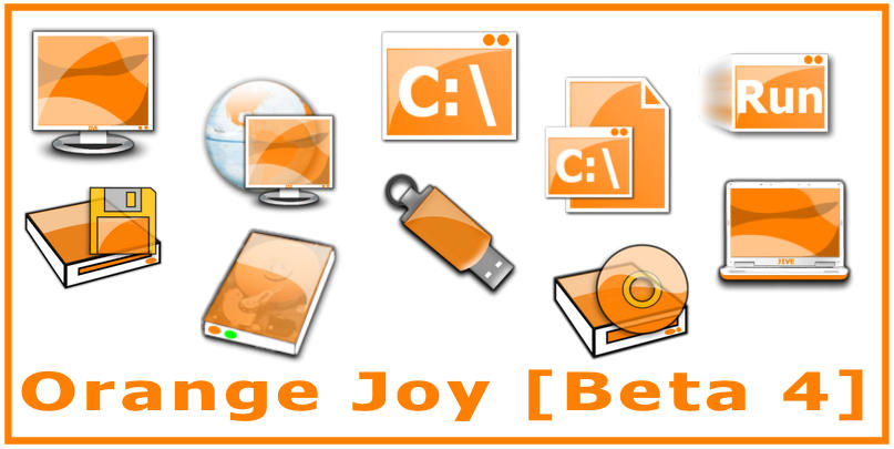Orange Joy Beta 4 by jivemastert